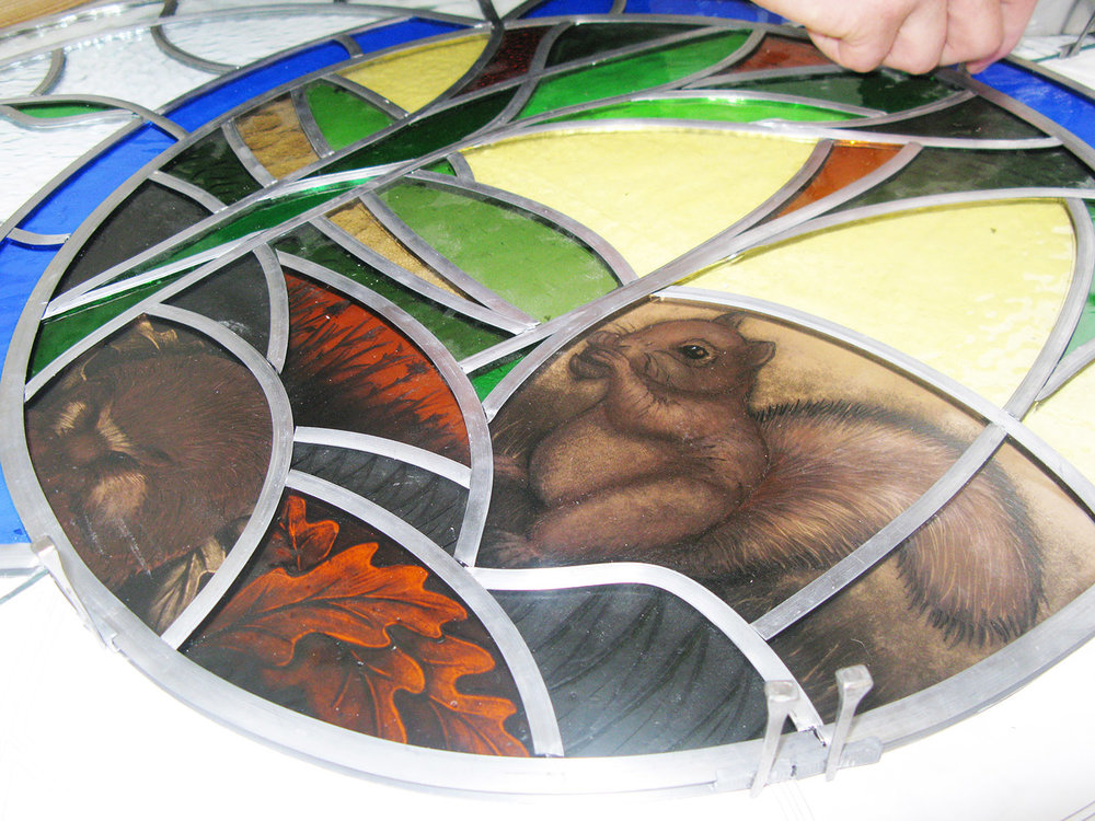 Squirrel stained glass part finshed.jpg