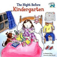 It's the first day of school! Join the kids as they prepare for kindergarten, packing school supplies, posing for pictures, and the hardest part of all--saying goodbye to Mom and Dad. But maybe it won't be so hard once they discover just how much fun kindergarten really is! Colorful illustrations illuminate this uplifting takeoff on the classic Christmas poem.