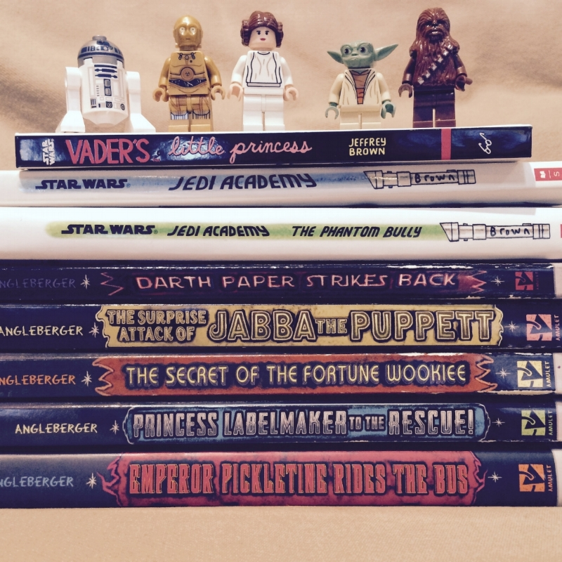 Star Wars Bookstack