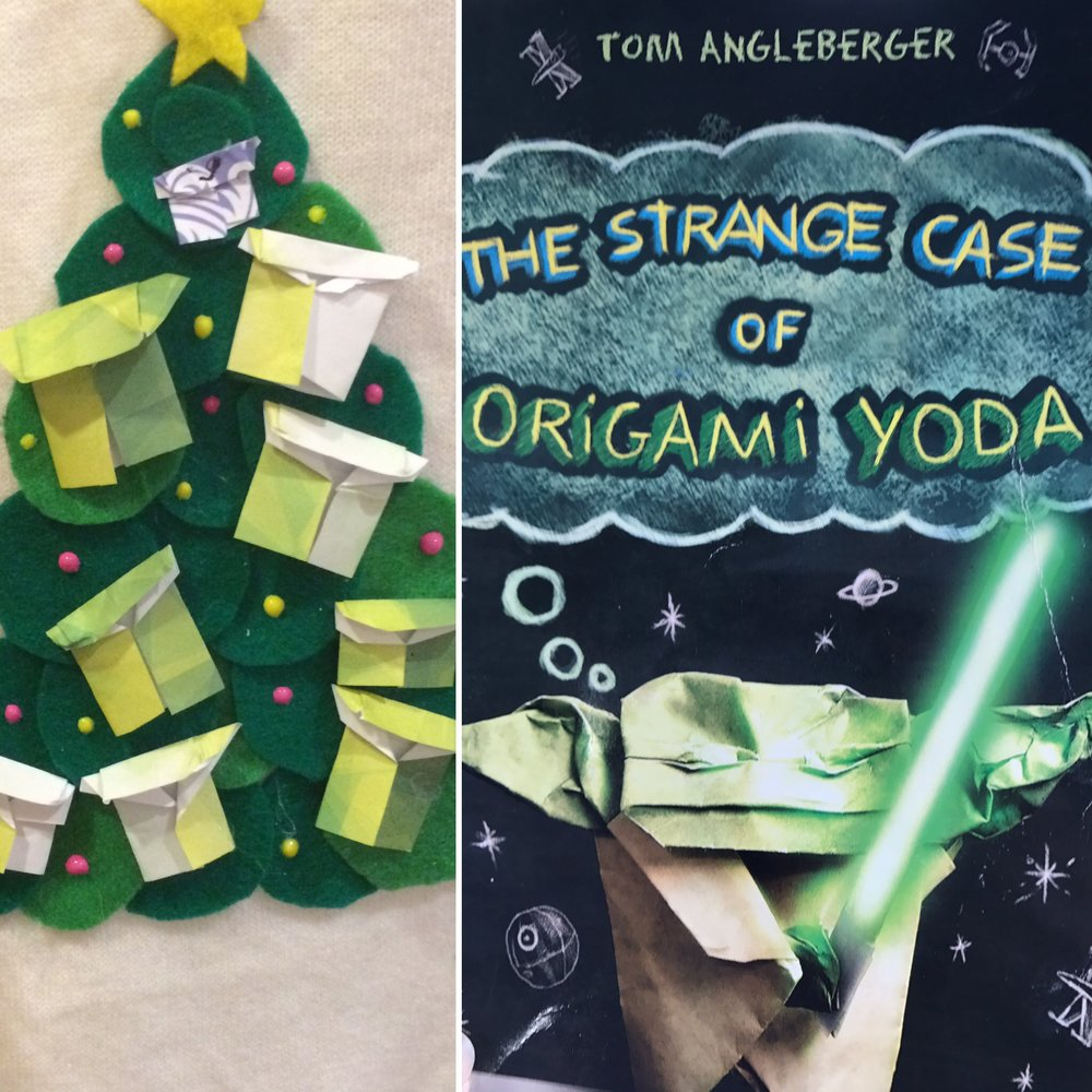 First Pages The Strange Case Of Origami Yoda Dr Bookworm