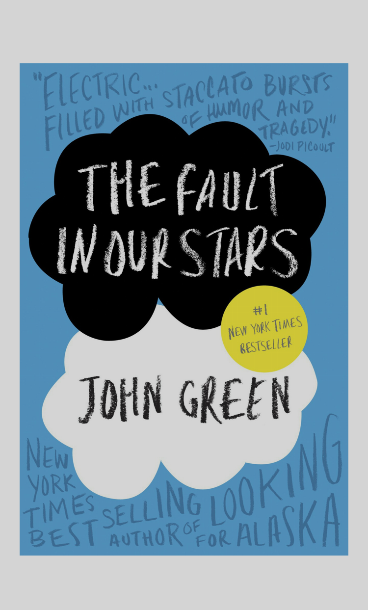 First Pages: The Fault in Our Stars
