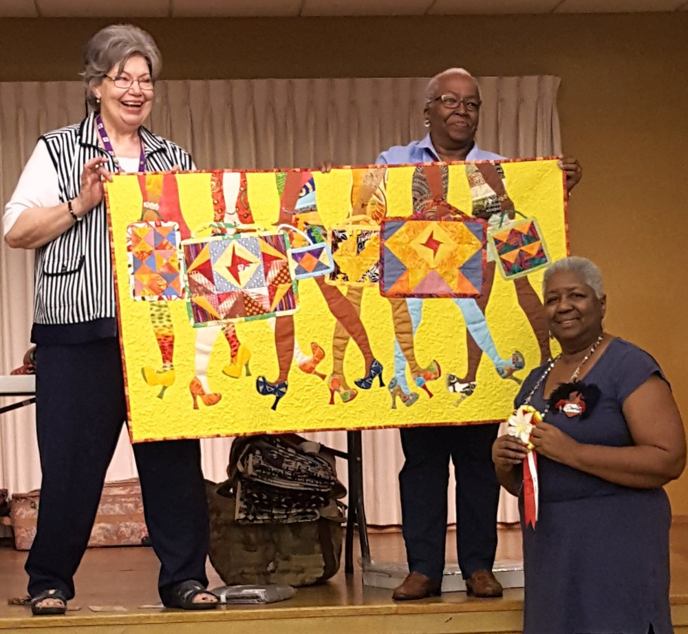 Doris Carr: Best Art Quilt