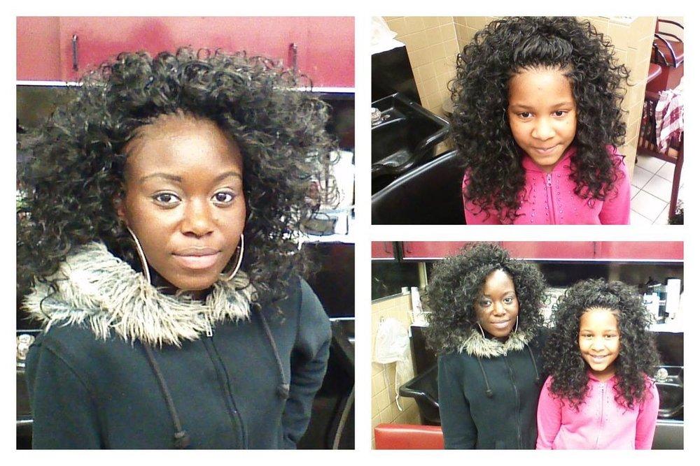 Crochet Braidsbrooklyn Crowns Hairstyles