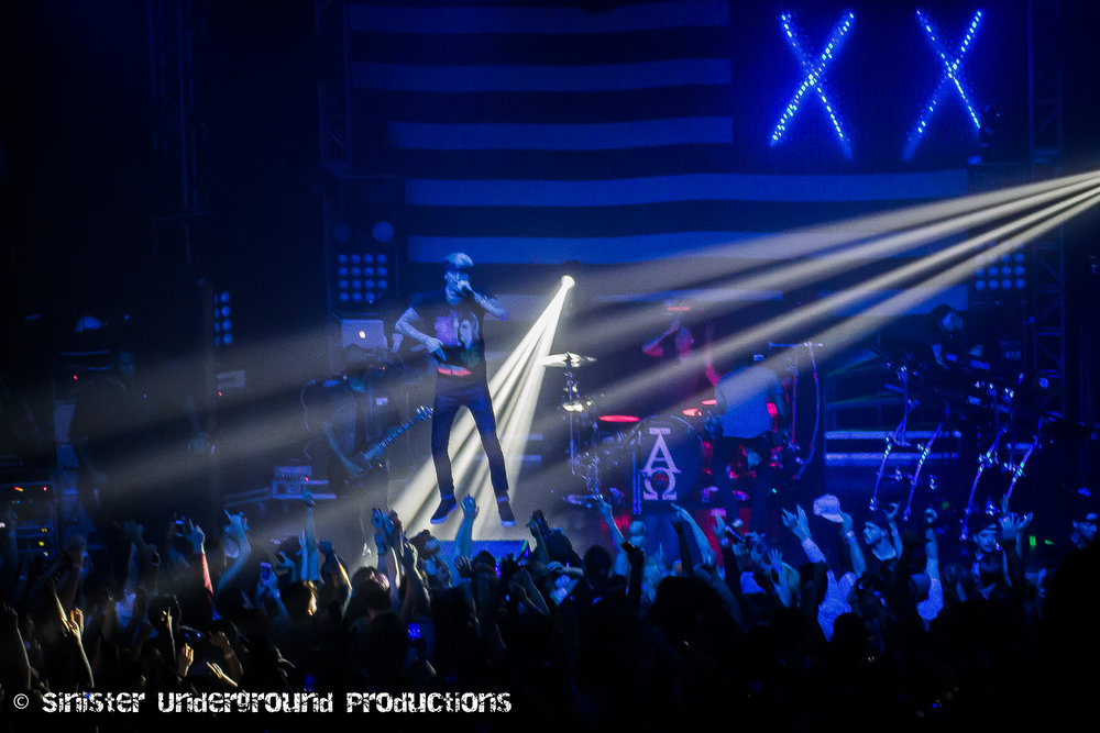 Machine Gun Kelly - New Daisy Theatre, Memphis TN