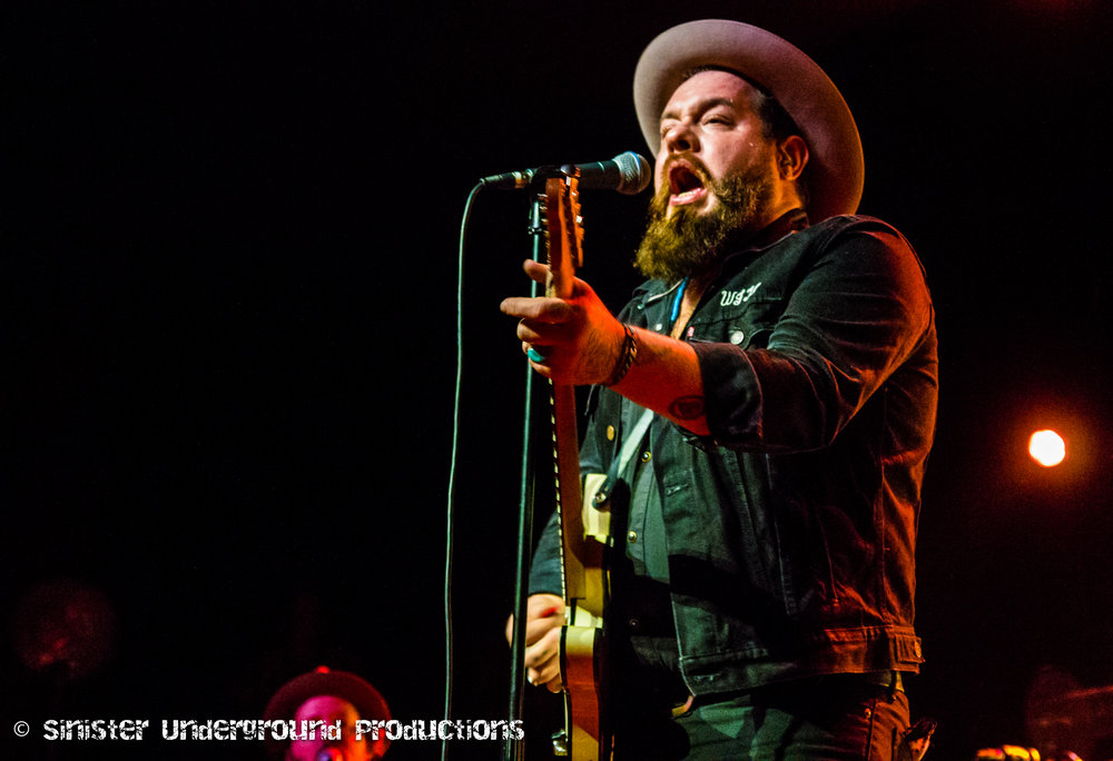 Nathaniel Rateliff and the Nightsweats