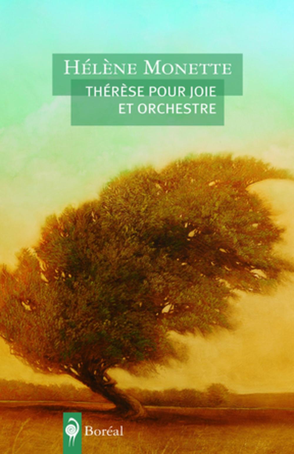 Thérèse pour joie et orchestre