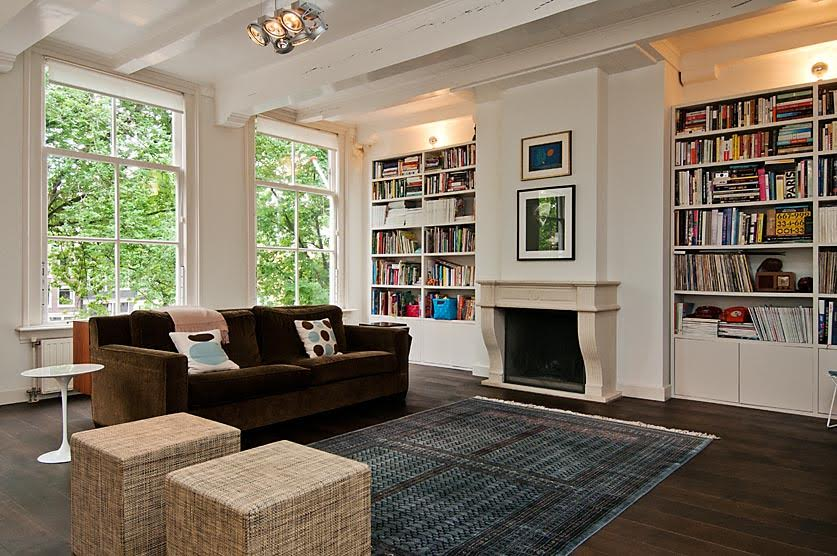 amsterdam - living room