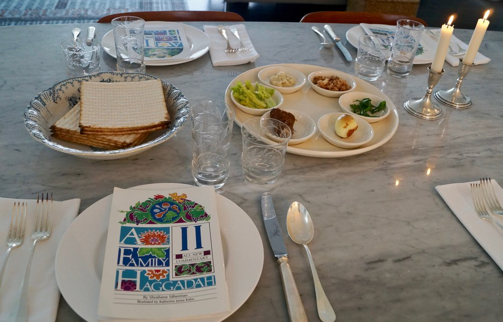 close up seder table.jpg