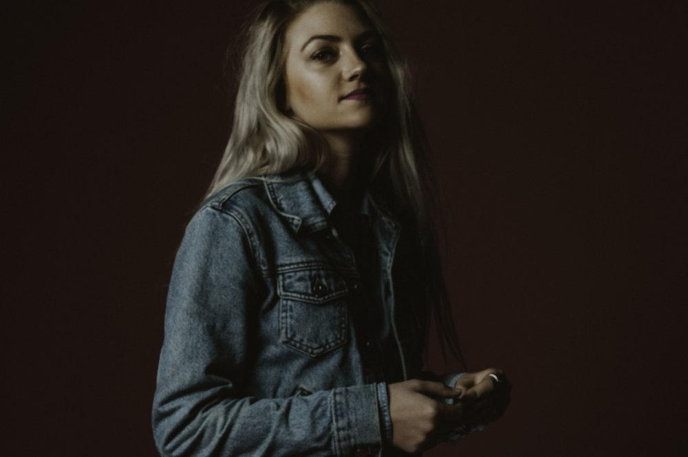 The Moody Blue; Eliza Maddox
