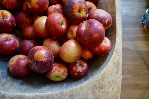 Arkansas Black Apples - Stone Hollow Farmstead CSA