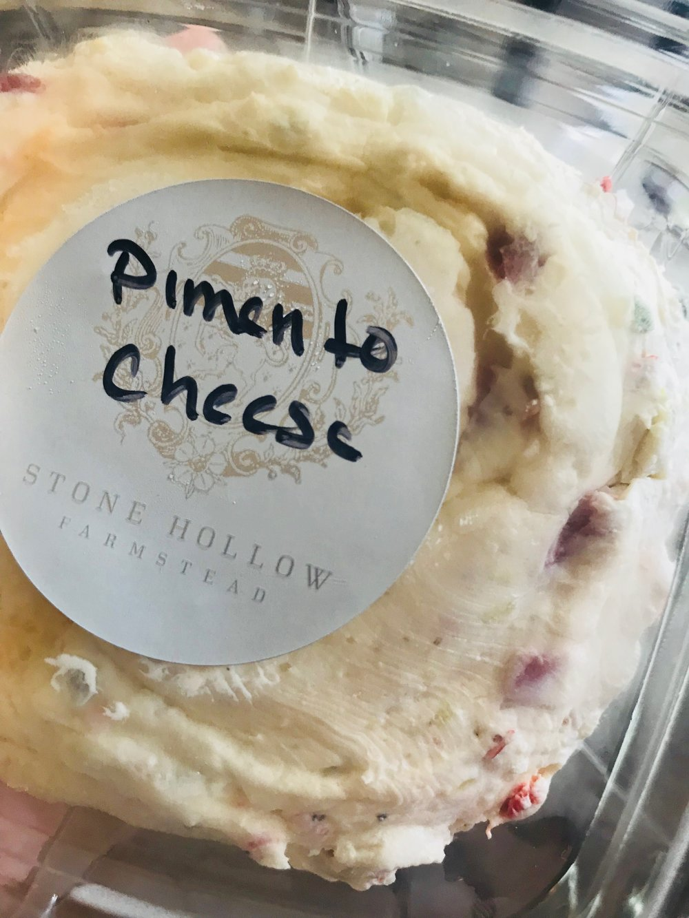 Pimento Cheese /  Stone Hollow Farmstead