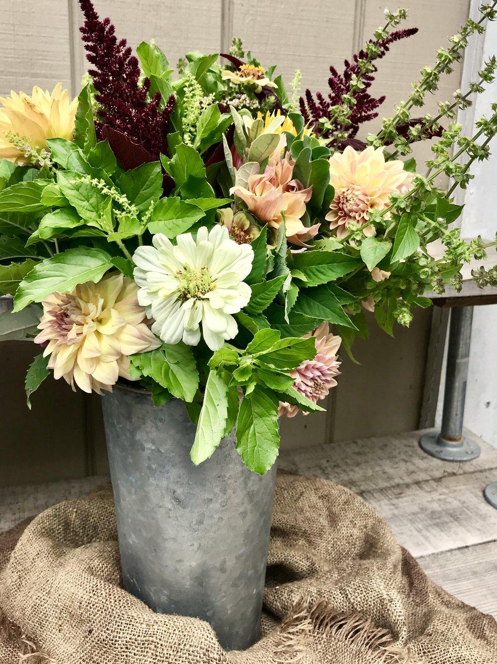 Flower Share /  Stone Hollow Farmstead