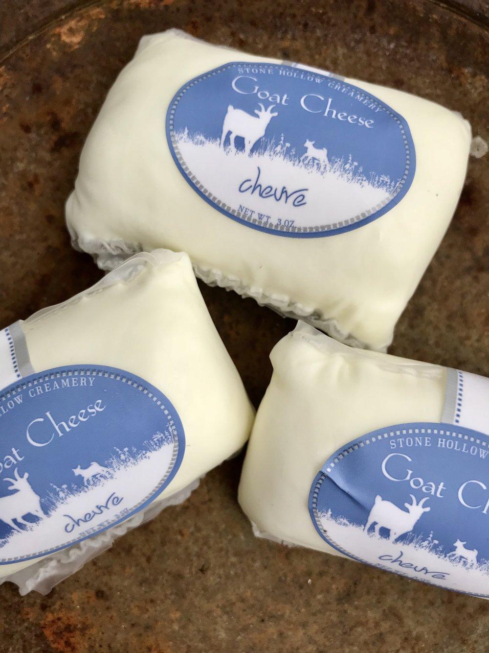 Goat Cheese /  Stone Hollow Farmstead