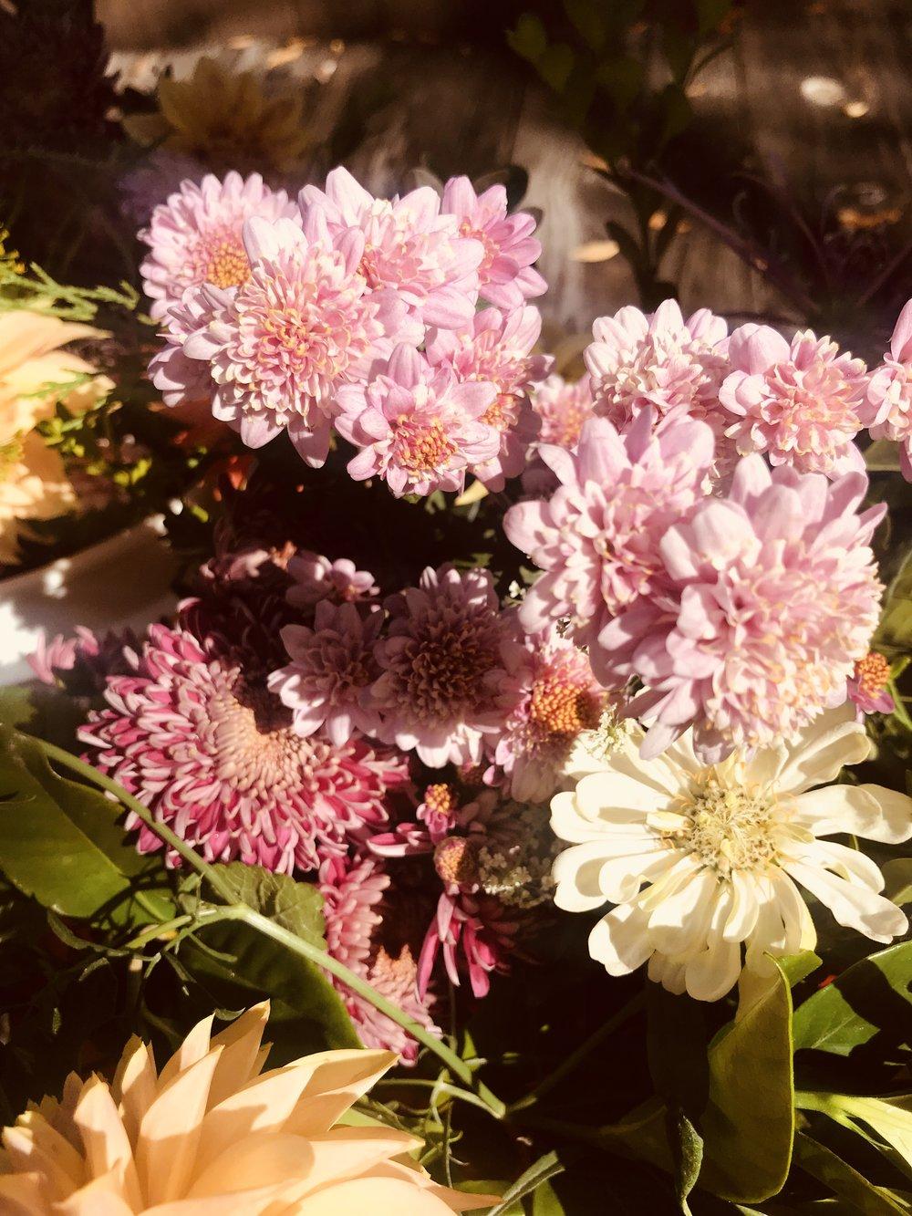 Flowers /  Stone Hollow Farmstead