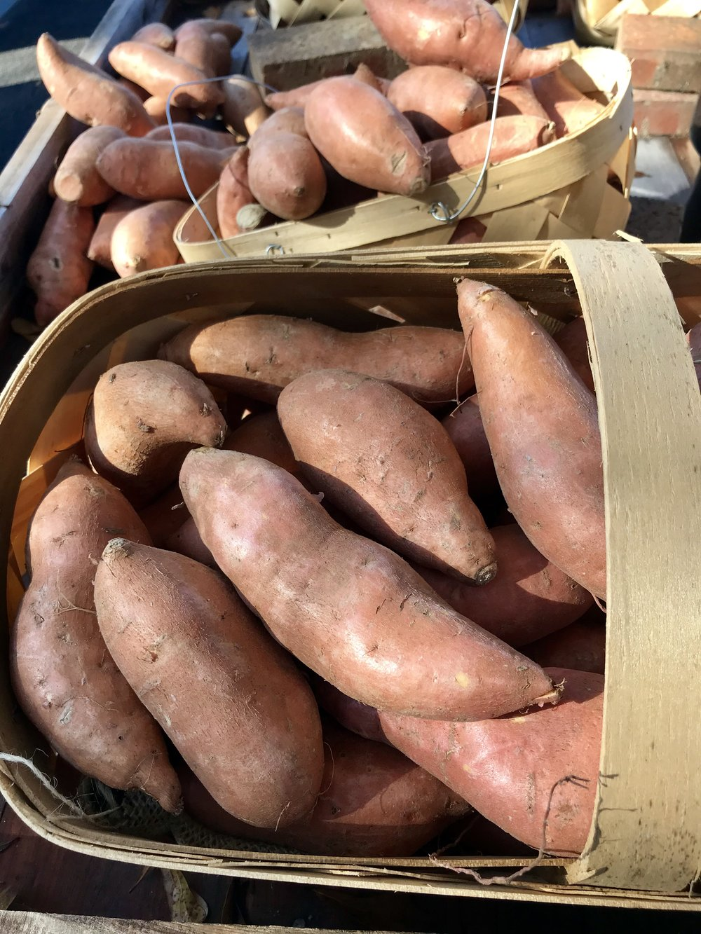 Sweet Potatoes  / Mississippi