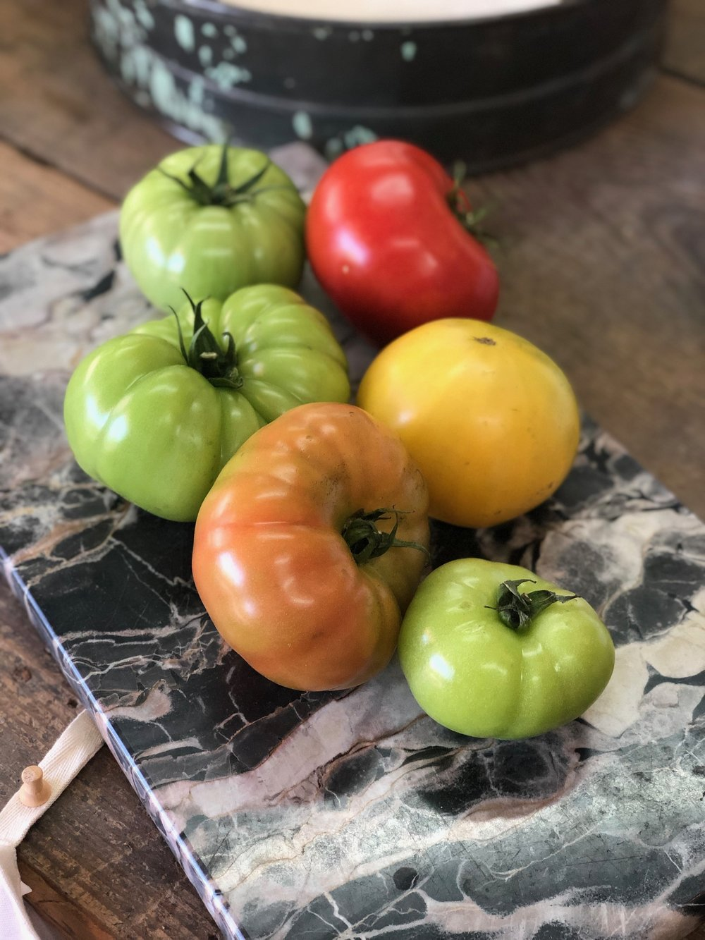 Hothouse Tomatoes  /   Greenleaf Nursery