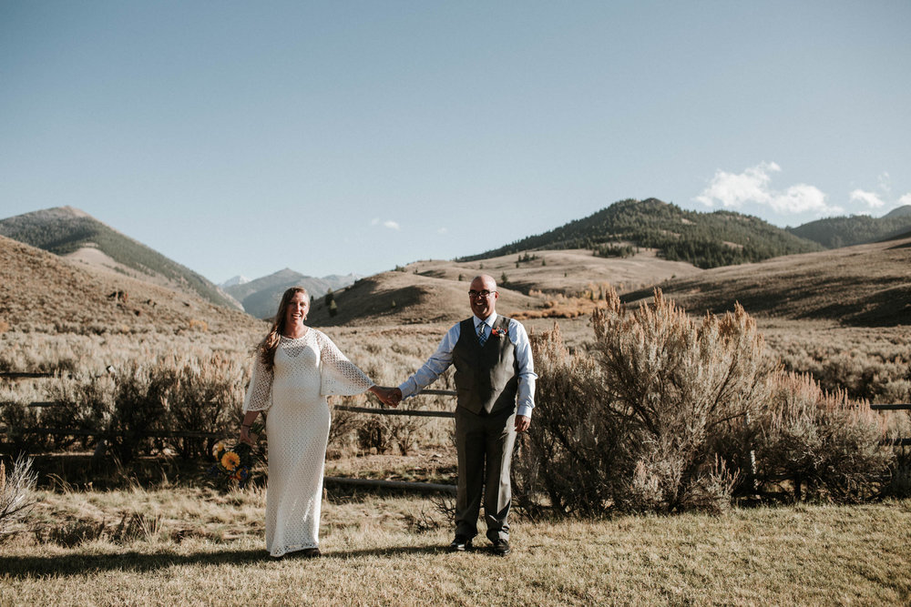 Busterback ranch wedding