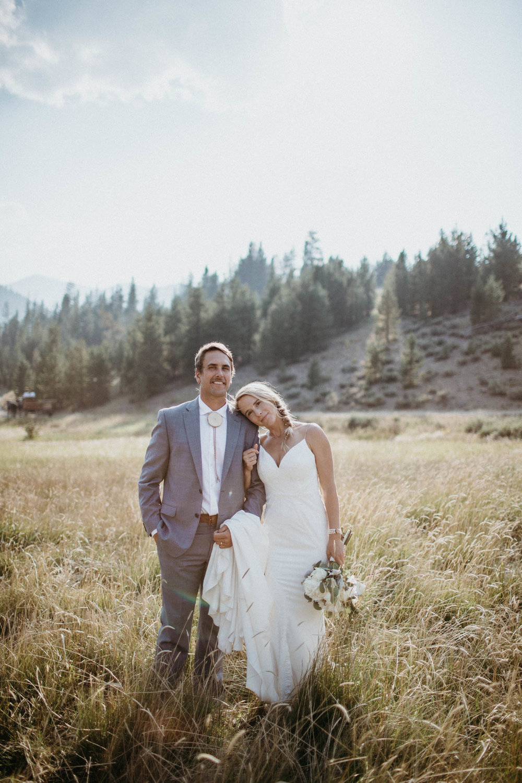 Reese + Alexandra | Galena Lodge