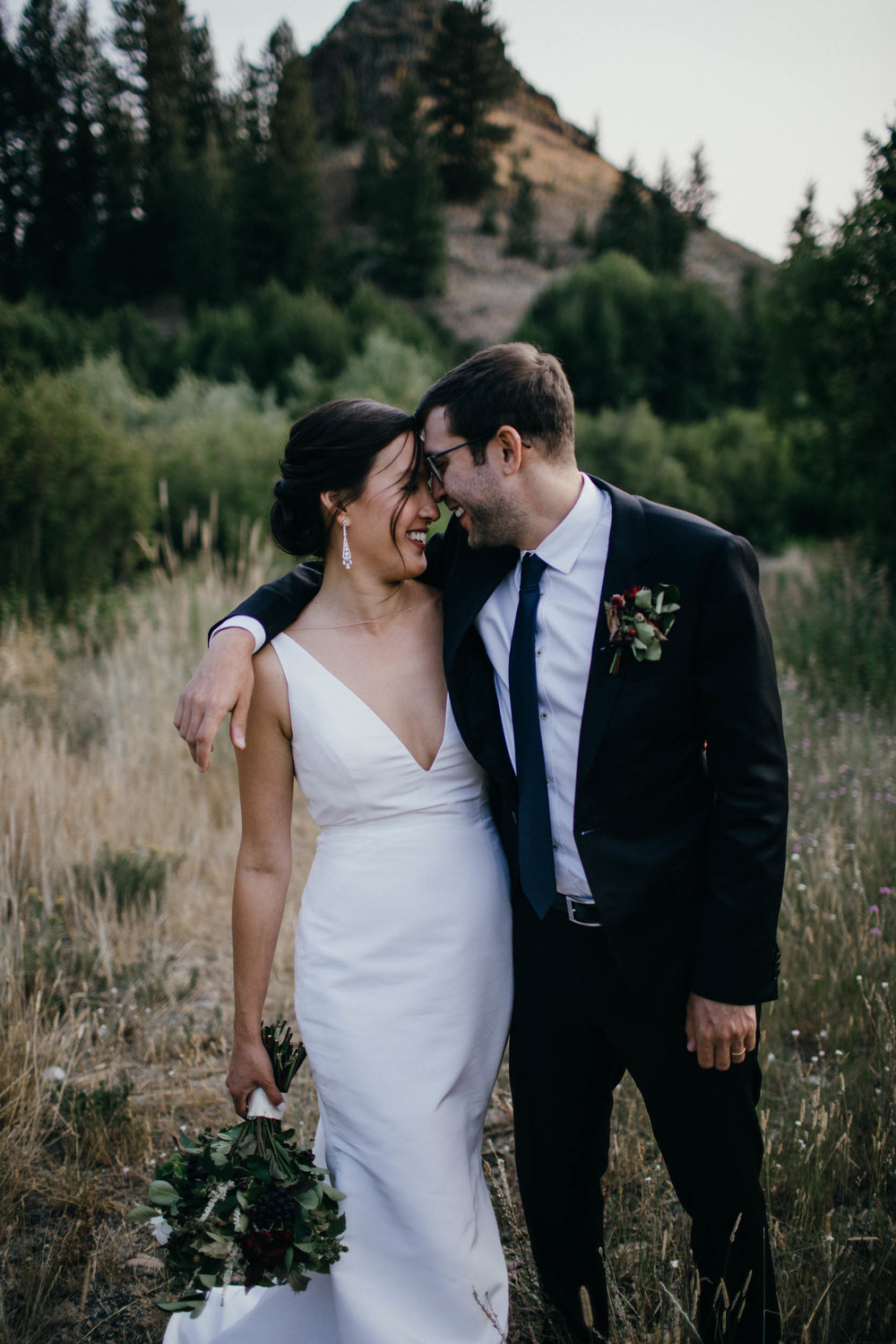 Kat & Sam | Trail Creek Wedding