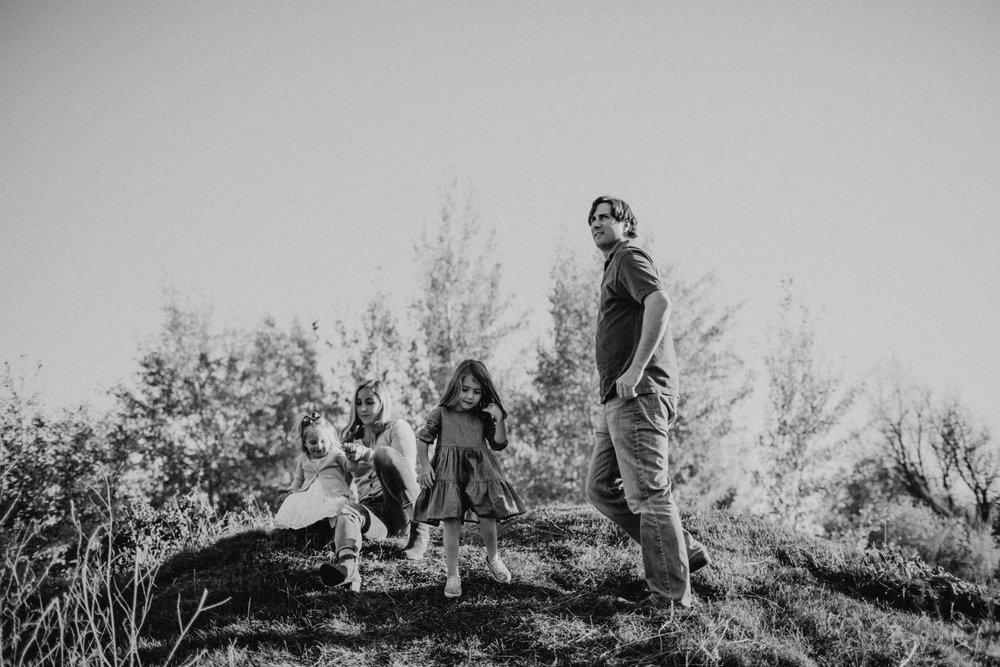 Broderick Family Fall Photos