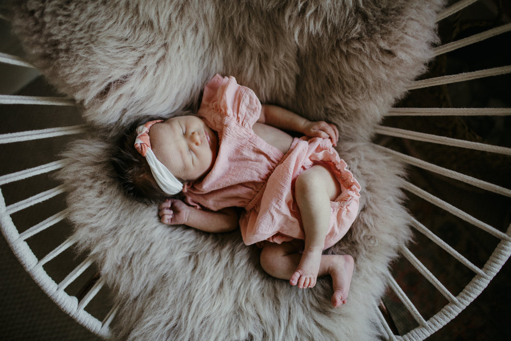 Introducing Remi : Sun Valley Lifestyle Newborn