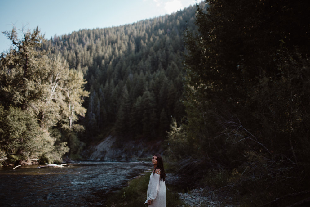 Sophia, Class of 2019 | Sun Valley Senior Photos Photographer