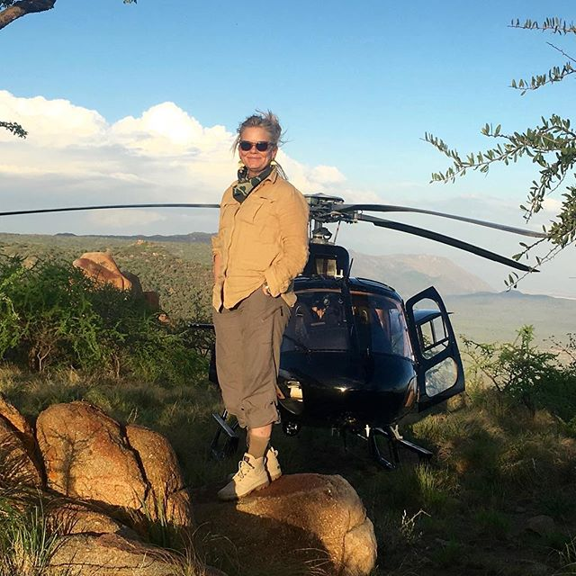 MWIBA in Tanzania.  Our founder Betty Jo returned last week raving about this most amazing of amazing places.  Anyone up for a doors open heli ride?  Thank you Russel! #curriecotravels #thisiswhywetravel #legendaryexpeditions
