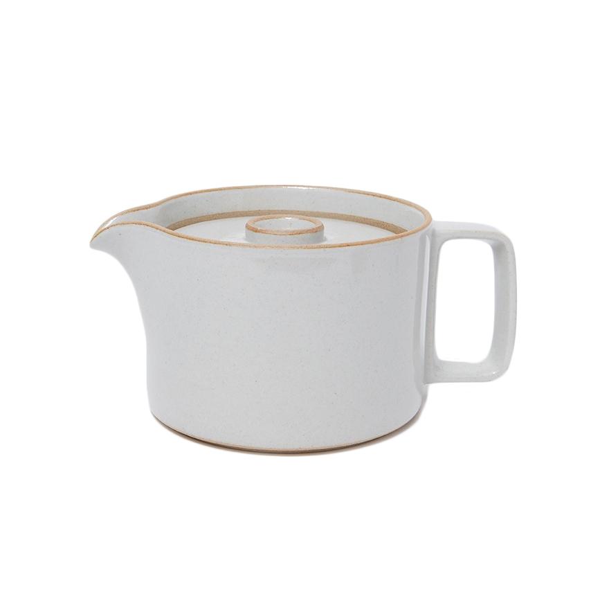 Teapot / Gray Hasami Porcelain, $75