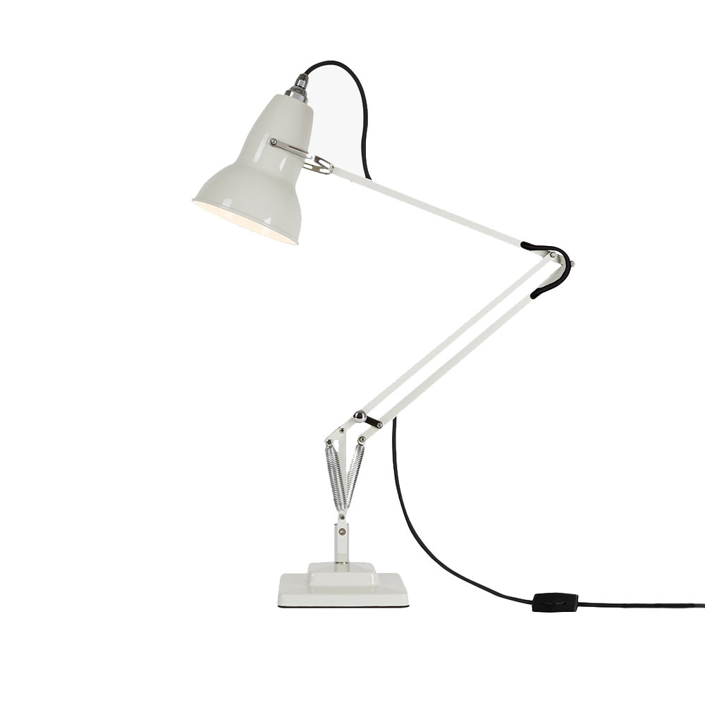 Original 1227 Desk Lamp / Linen White   Anglepoise, $285