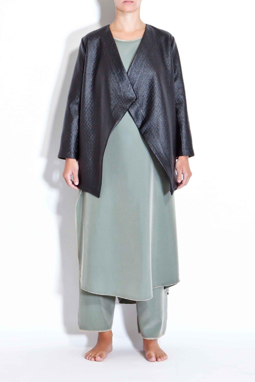 Geometric jacket
