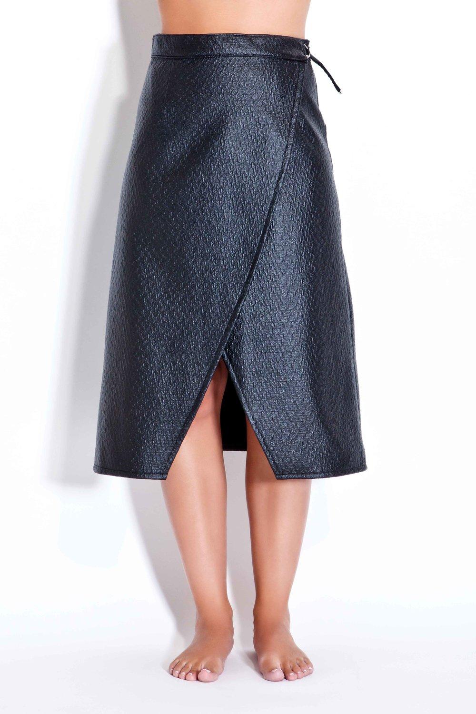 Geometric skirt