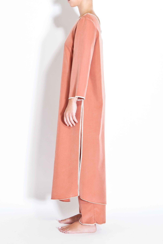 Rust tunic