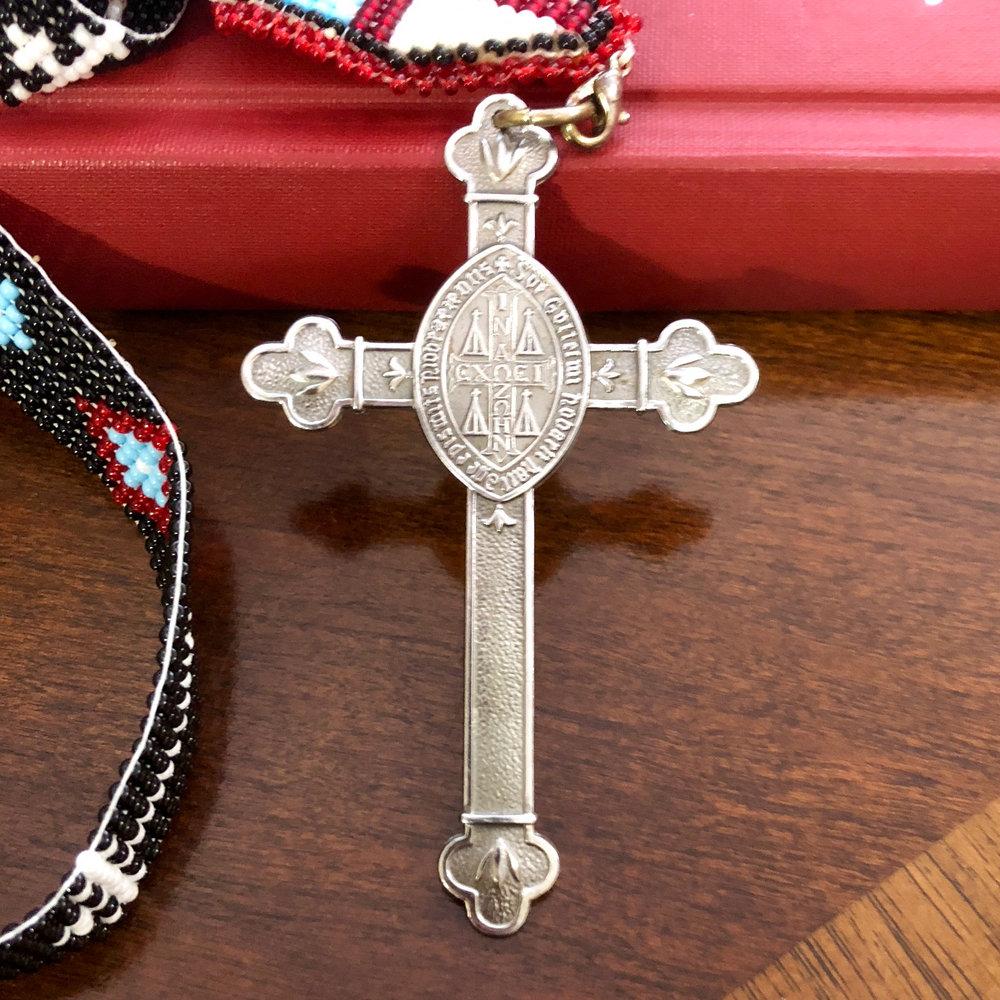 The Niobrara Cross