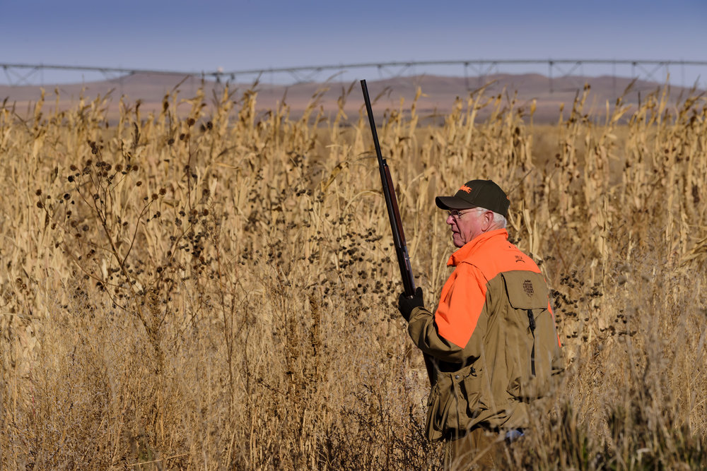 Pheasant Hunting, courtesy of the South Dakota Department of Tourism