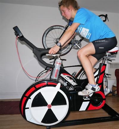 Wattbike performance monitoring