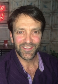 Dance instructor Martin Travers