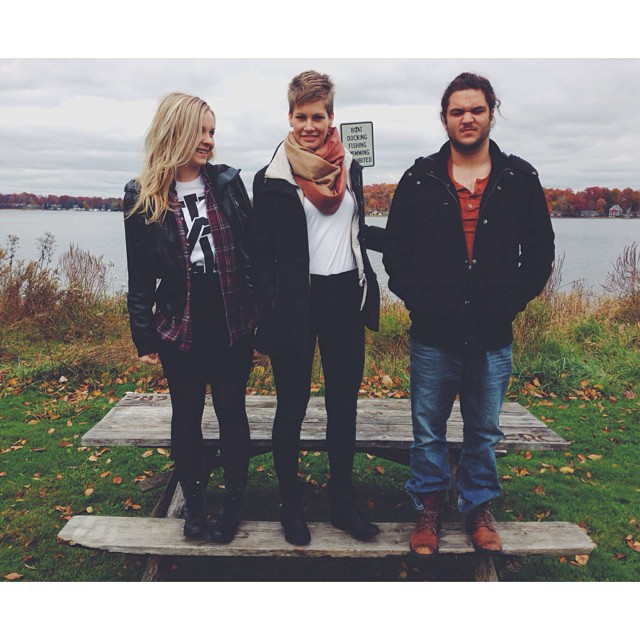 livstryker :     my best friends #home (at Thompson Lake)