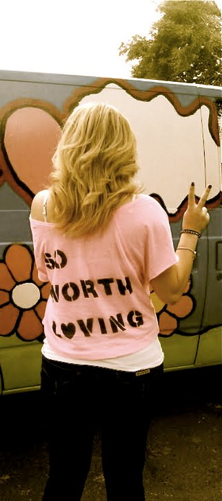 "working on some ""so worth loving"" shirts this weekend! Send in your shirt to be done. Just email us at: hello@soworthloving.com"