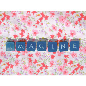 let your imagination run freely with no restrictions
