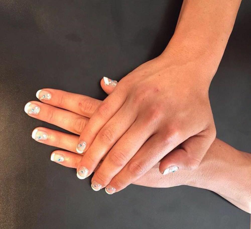 Manicure: María Teresa Torres