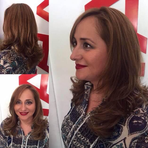 Peinado: Mauricio Inostroza / Maquillaje: Javier Torres