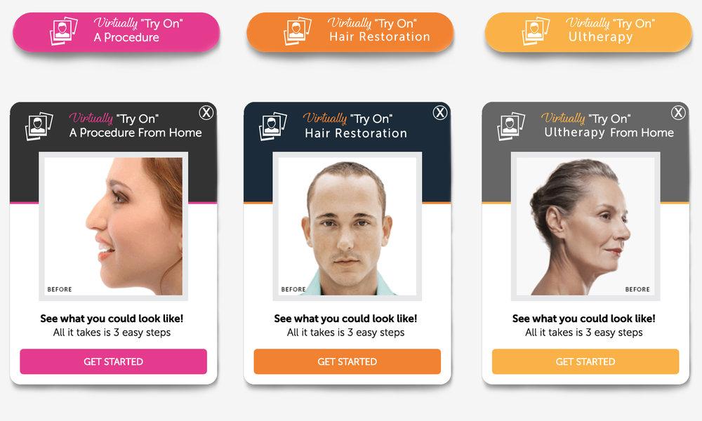 New Look Now Mobile-Optimized Widget
