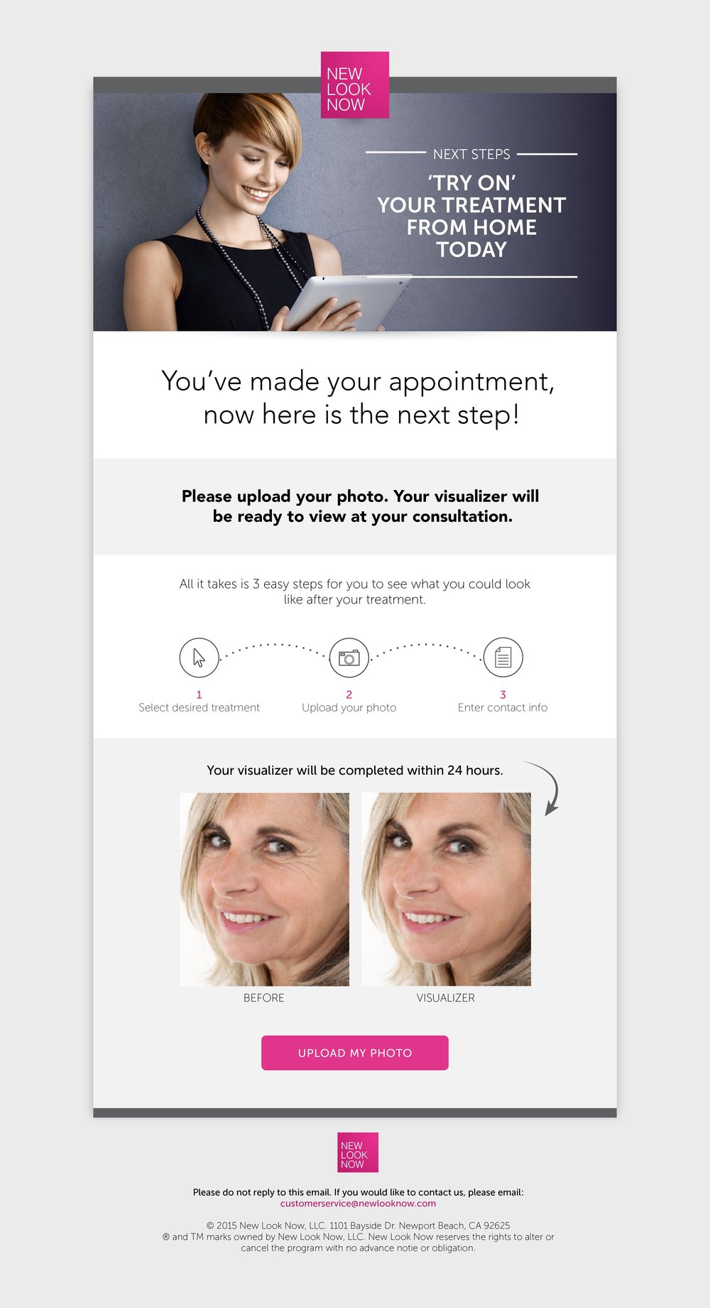 Copy of Appointment Booking Follow-up Email (Ultherapy)