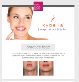 """Try On"" Kybella Email"
