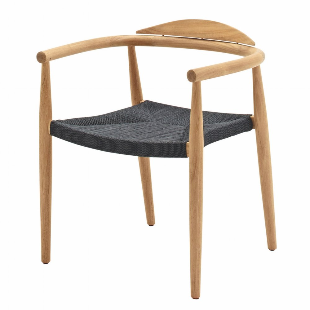 Gloster Dansk Stacking Dining Chair