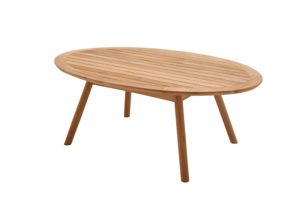 Gloster Dansk Coffee Table, Teak-Top