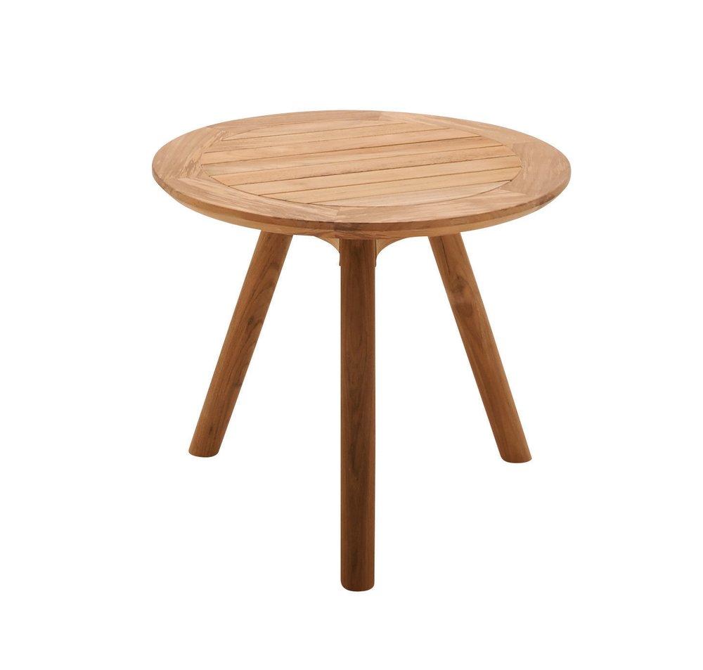 Gloster Dansk Side Table, Teak-Top
