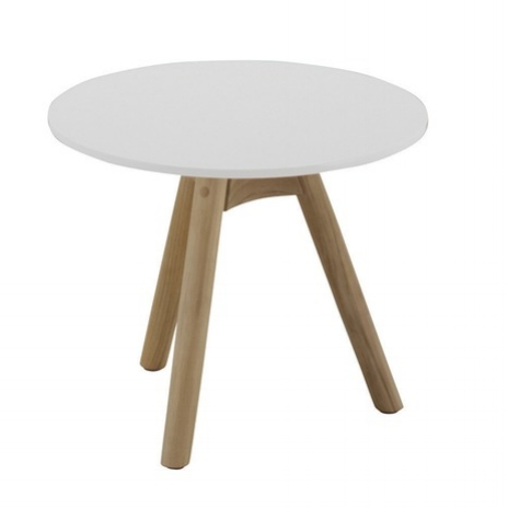 Gloster Dansk Side Table, White Top