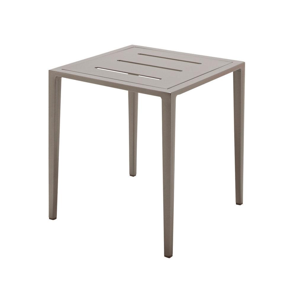 Vista Side Table, Tungsten