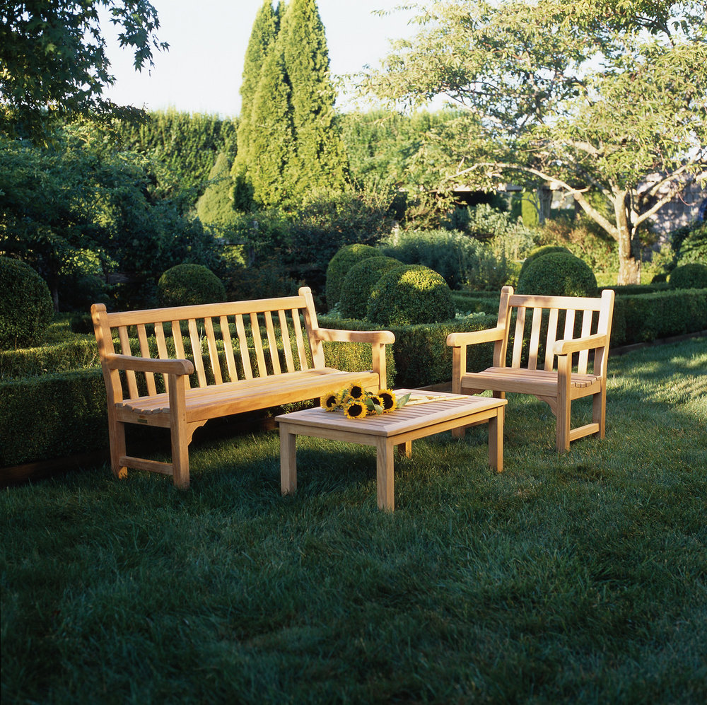 Kingsley Bate Teak Benches Part 79